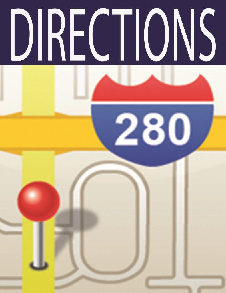 DIRECTIONS BUTTON-1